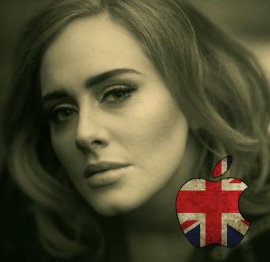 Хиты iTunes UK